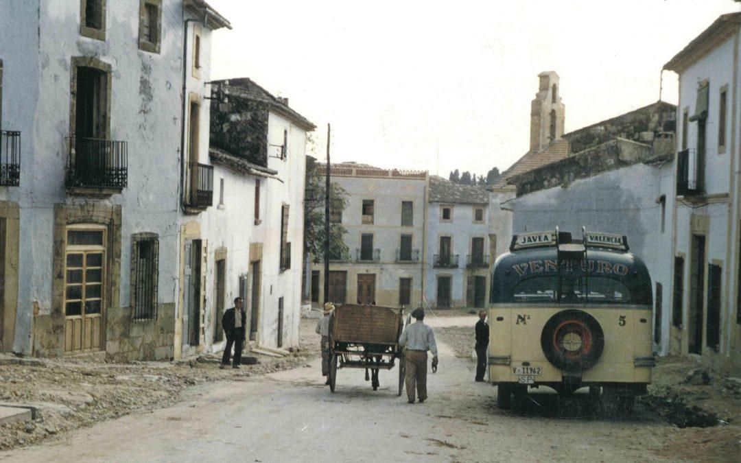 Un poco de nuestra historia | Grupo Denibus