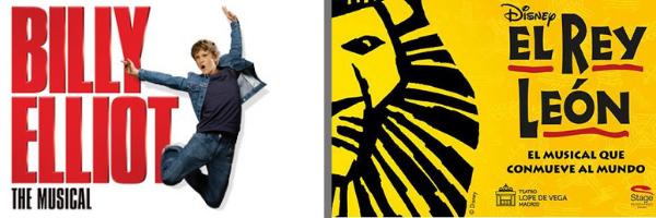El Rey León o Billy Elliot, ¿con cuál te quedas? | Fin de semana en Madrid